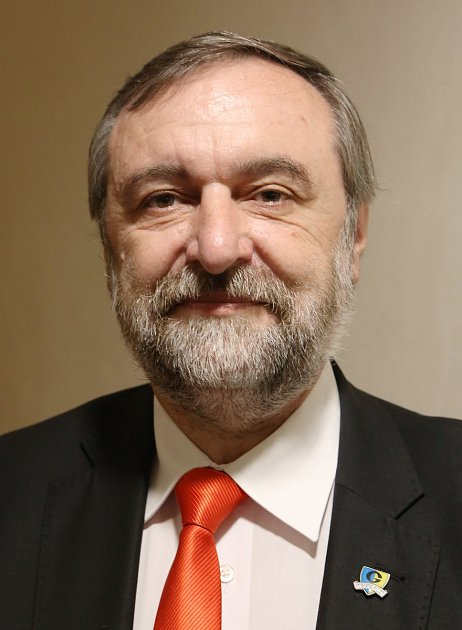 Zdeněk Bergman, ředitel Gymnázia Teplice