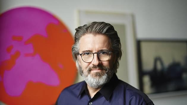 Uznávaný umělec Olafur Eliasson