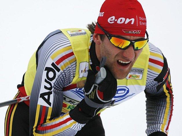Němec Ronny Ackermann získal potřetí v kariéře Křišťálový glóbus.