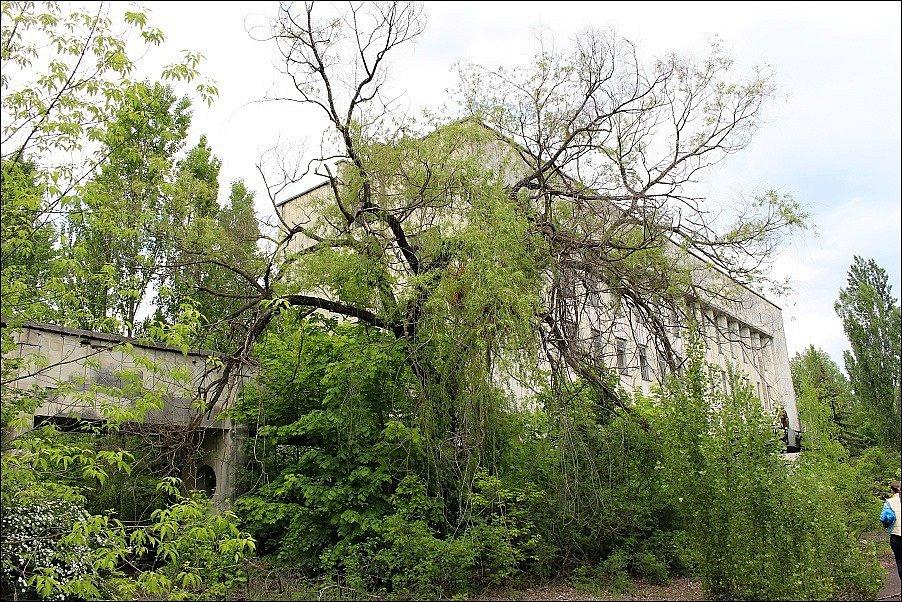 Snad se podaří Černobyl oživit