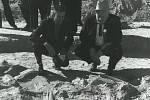 Kultura Clovis byla objevena v roce 1929 díky archeologickým vykopávkám v Blackwater Draw