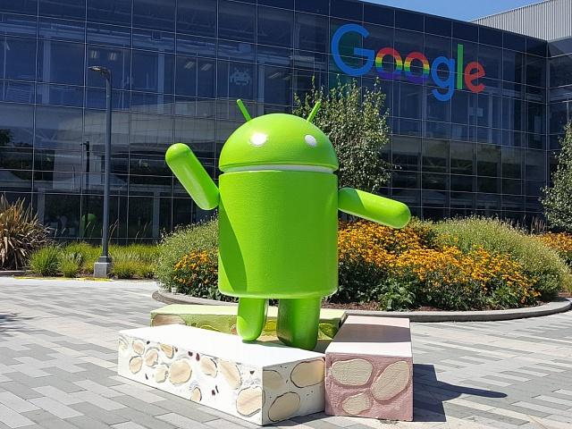 Společnost Google a operační systém Android
