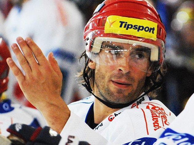 Bývalý kapitán hokejových Pardubic Miroslav Hlinka.