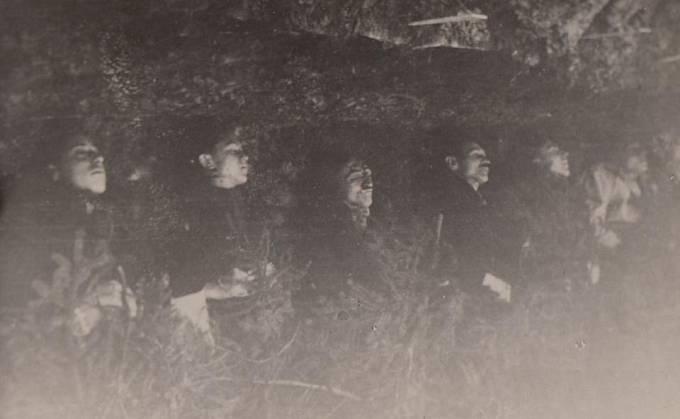Hrob padlých - Salašská tragédie