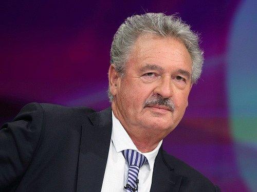 Lucemburský ministr zahraničí Jean Asselborn.