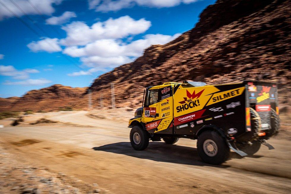 Rallye Dakar. Martin Macík