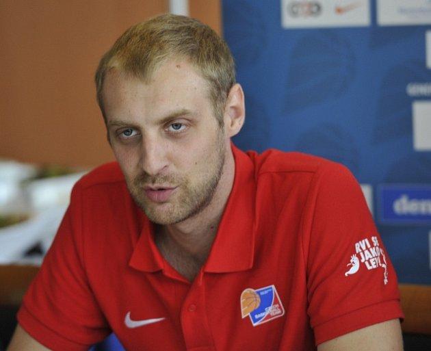 Manažer basketbalové reprezentace Michal Šob