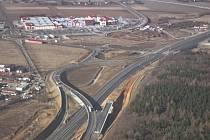 napojení na západoevropskou dálniční síť
