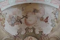 Zámecká kaple v Návarově