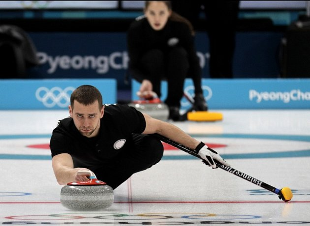 Ruský curler Alexandr Krušelnickij je podezřelý z dopingu.