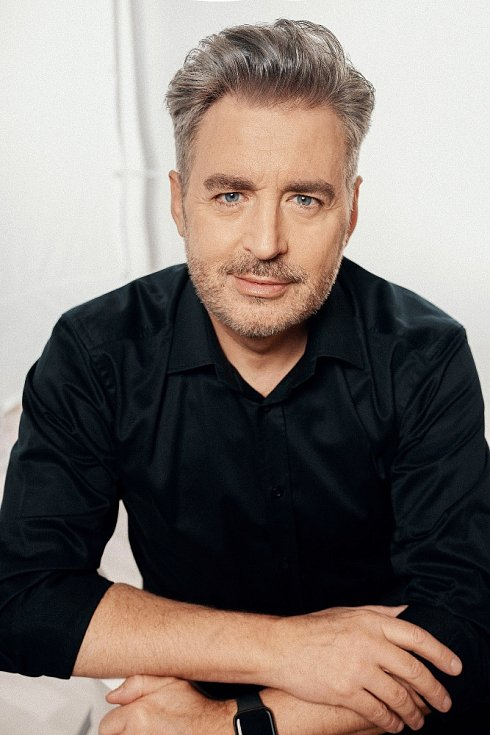 Vizážista Pavel Bauer