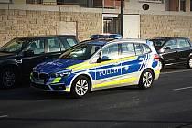 Bavorská policie. Ilustrační foto