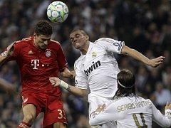 Fotbalisté Realu Madrid a Bayernu Mnichov se naposledy potkali v předloňském semifinále Ligy mistrů. Tehdy postoupil Bayern.
