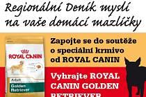 Zapojte se do soutěže o Speciální krmivo od ROYAL CANIN.
