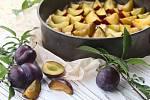 Pečení s letním ovocem