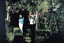 Z výstavy. Sarah Jones – The Garden (Mulberry Lodge) (V) 1997 /Collection Frac Nord – Pas de Calais, Dunkerque.