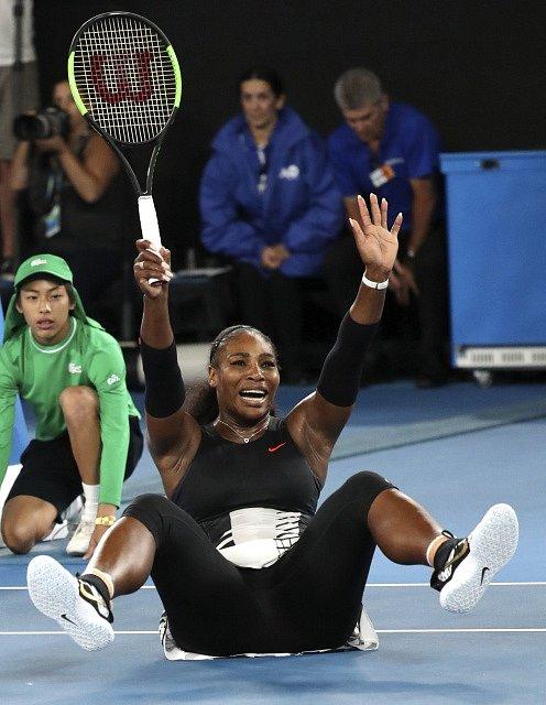 Serena porazila svou sestru Venus a vyhrála Australian Open