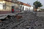 Zemětřesení v Jižní Americe; ilustrační foto