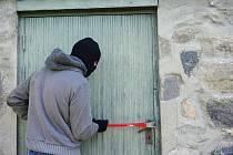 Zloděj - Ilustrační foto