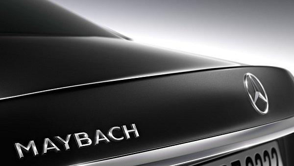 Daimler oživil značku Maybach.