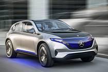 Koncept Mercedes-Benz Generation EQ.