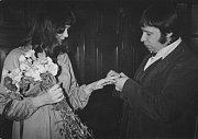 Svatba Viktora Pivovarova s Milenou Slavickou (1981)