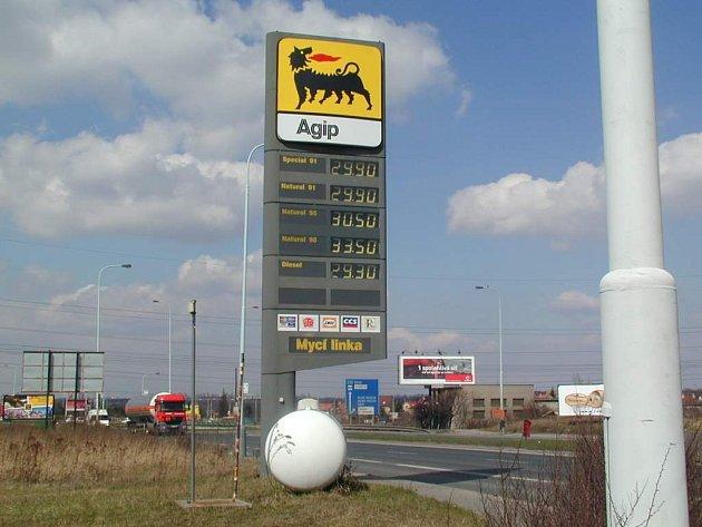 Benzina Agip