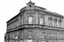Blažkův dům v centru Přerova