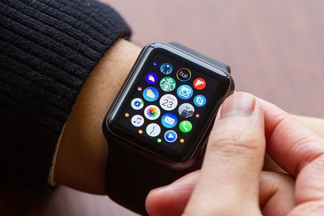 Chytré hodinky Apple Watch