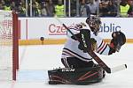 Gólman Chicaga Blackhawks Corey Crawford