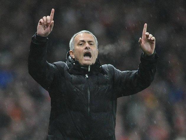 Kontroverzní trenér Chelsea Jose Mourinho se nebojí říct, co si myslí.