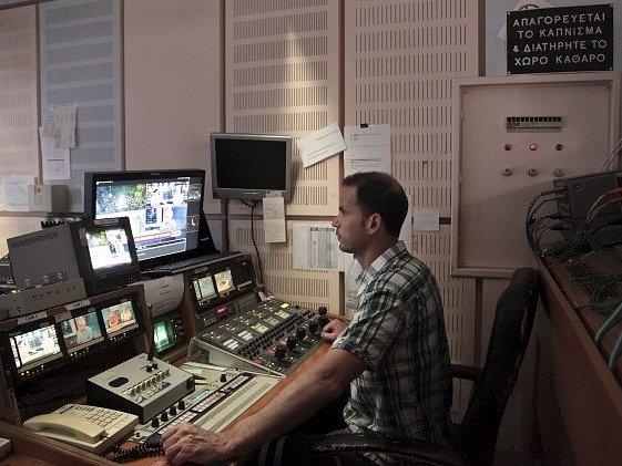V Řecku nevysílají veřejnoprávní média, vláda prý šetří