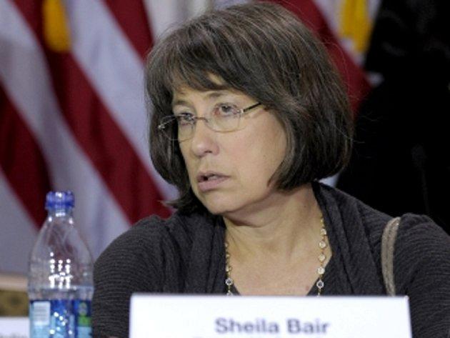 Prominentní americká ekonomka Sheila Bairová.