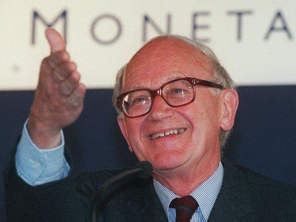 Ekonom a finančník Alexandre Lamfalussy.