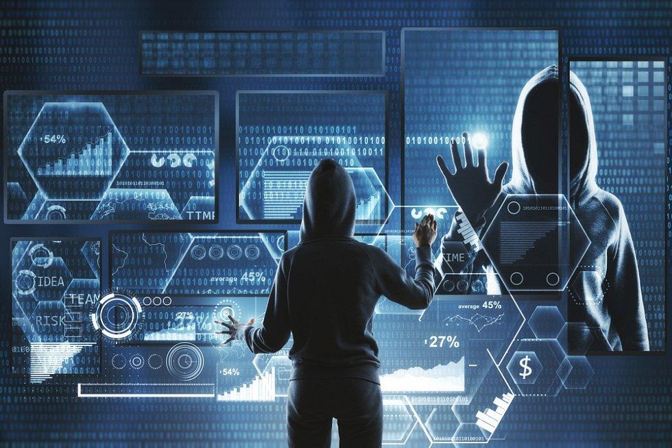 Hacker - Ilustrační foto