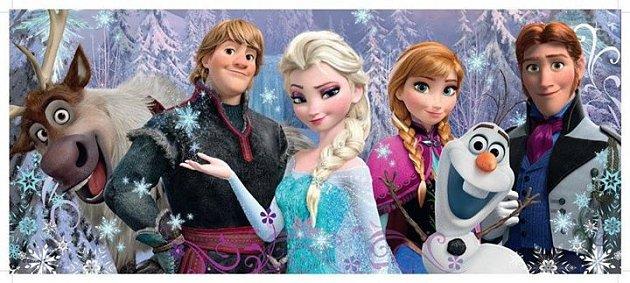 Karneval Ledové Království 2018