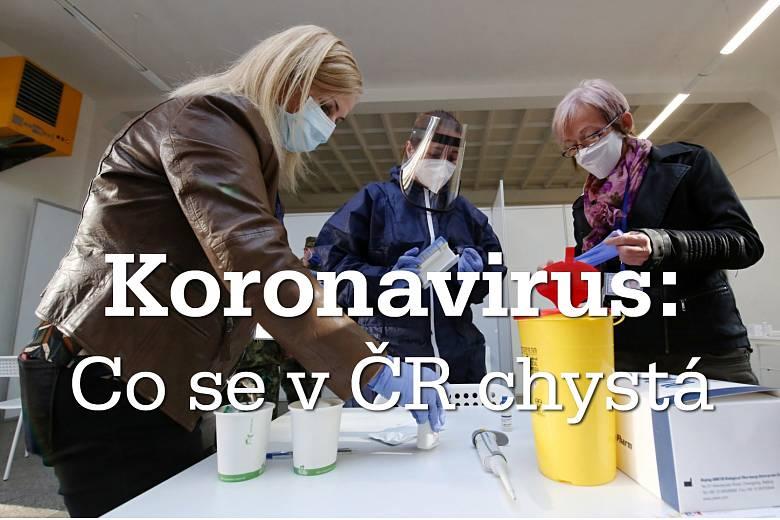 Koronavirus v Česku: Co vláda plánuje