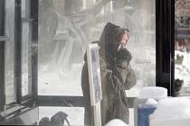 Krutá zima v USA