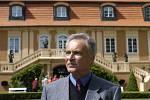 Václav Hrubý na archivním snímku