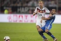Německo nevyzrálo na Argentinu