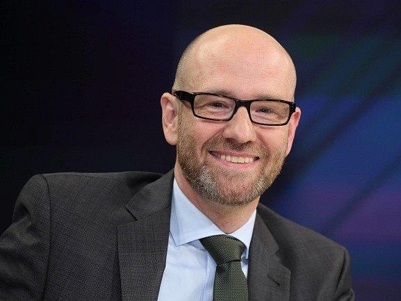 Generální tajemník Křesťanskodemokratické unie (CDU) Peter Tauber.