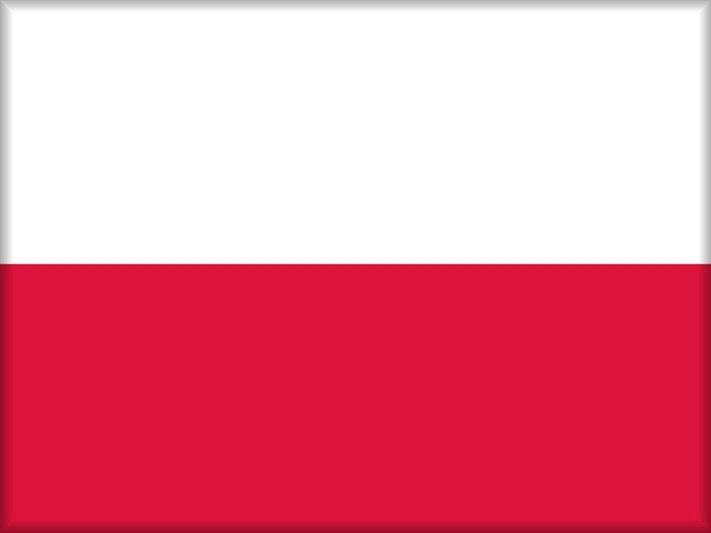 Výsledek obrázku pro polská vlajka