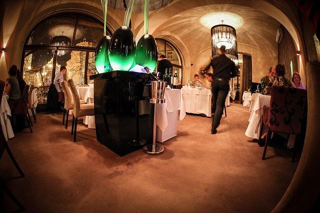 Pražská Bellevue Restaurant