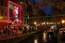 Red Light District v Amsterdamu