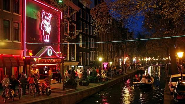 Red Light District v Amsterdamu
