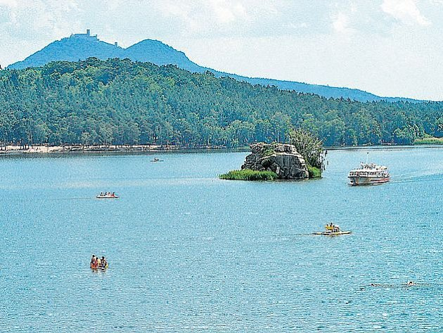 Máchovo jezero