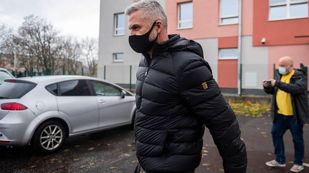 Bývalý policejní prezident Tibor Gašpar