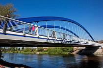 Most plukovníka Šrámka ve Svinarech byl slavnostně otevřen v úterý 7. května 2019.