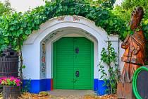 Vinné sklepy Plže v moravském Petrově