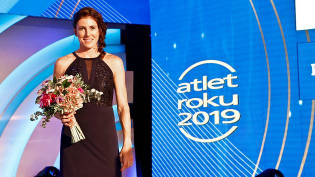 Zuzana Hejnová ovládla anketu Atlet roku 2019